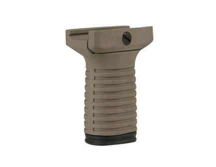 TAPCO INTRAFUSE Vertical Grip - Short, Dark Earth STK90202