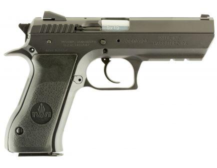 IWI Jericho 941 F9 Full Size 9mm Parabellum 16 Round Semi Auto Short Recoil Operated Pistol, Black - J941F9