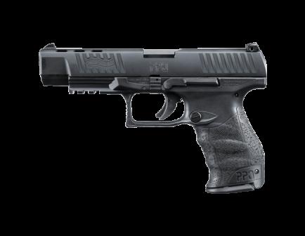 "Walther PPQ 9mm 5"" Pistol, Black - 2796091"