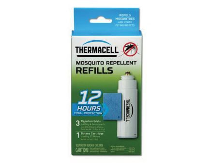 Thermacell Original Unscented Mosquito Repellent Refill, 12 hr - R 1