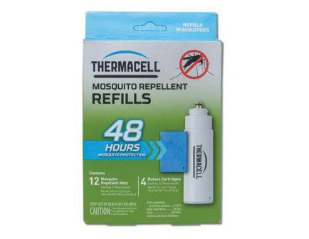 Thermacell Original Unscented Mosquito Repellent Refill, 48 hr - R 4
