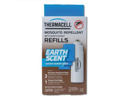 Thermacell Earth Scented Mosquito Repellent Refill
