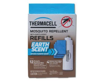 Thermacell Earth Scented Mosquito Repellent Refill, 48 hr - E 4