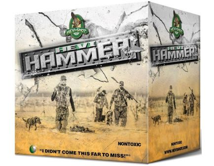"Hevishot Hevi-Hammer 3"" 20 Gauge Ammo #2 Shot, 25rds - 29002"