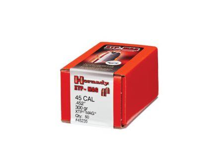 Hornady 45 Cal (.451) XTP Bullets - 300gr - 50ct - 45235