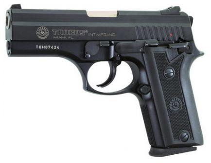 """Taurus Pistol PT-911 9mm 4"""" Blue 15rd 1-911041-15"""