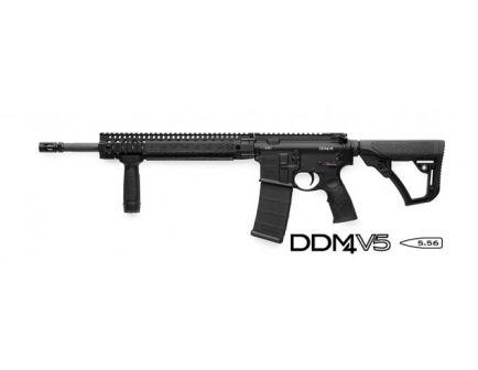 Daniel Defense Rifle DDM4 V5 Carbine w/ DD furniture - - 02-123-16029-047