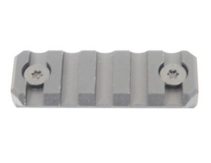 PSA Custom 5 Slot KEYMOD Rail Section