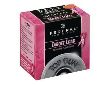 "Federal12 gauge  2.75"" #8 Breast Cancer Awareness Shotshell 25 Rounds Ammunition - TGL12P 8"