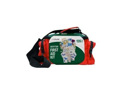 Lifeline OUTFITTER FIRST AID KIT RED/GREEN BAG 4037