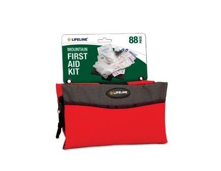 Lifeline Mountain Pack First Aid Kit 4118