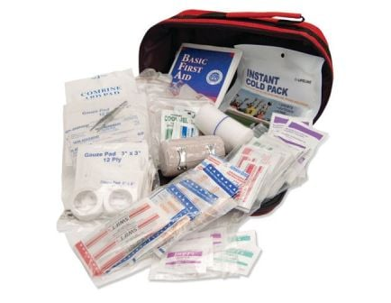 Lifeline BASE CAMP 171 pc First Aid Kit