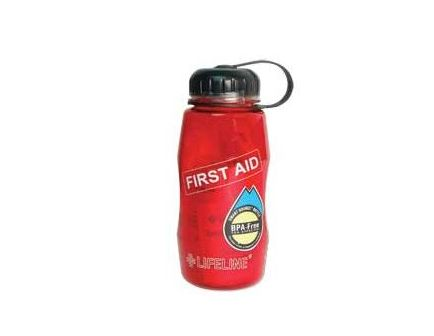 Lifeline FIRST AID IN A BOTTLE