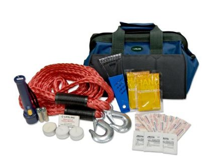 Lifeline LL DR BAG WINTER KIT 30pc 4308LL