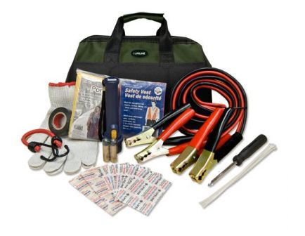 Lifeline LL DR BAG ROAD KIT