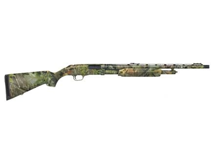 Mossberg 500 Turkey 20 Gauge Pump-Action Shotgun, Mossy Oak Obsession - 54339