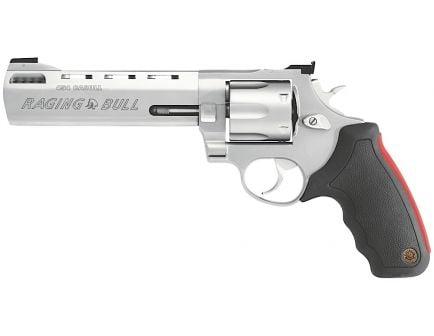 Taurus Raging Bull X-Large .454 Casull Revolver, Matte Stainless - 2-454069M