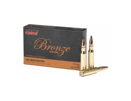 PMC Bronze 308 Winchester 150gr SP Ammunition 20rds - 308SP