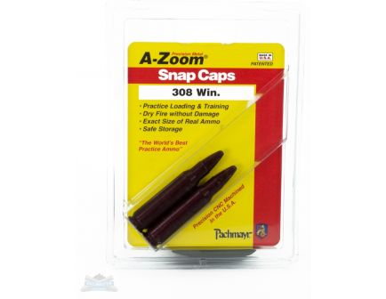 A-Zoom .308 Winchester Snap Caps 2 Pack 12228