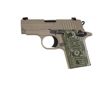 Sig Sauer Pistol P238 Scorpion-.380 ACP- -238-380-SCPN Range Model