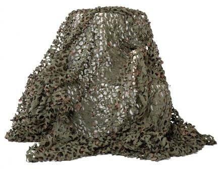 "Camo Unlimited Premium Military Netting, 19' 8"" L x 9' 10"" W, Green/Brown - MS02B"