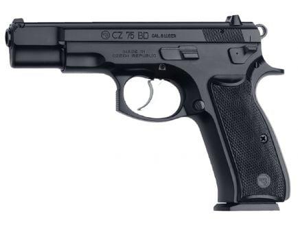 CZ 75 BD 9mm Pistol, Blk - 91130