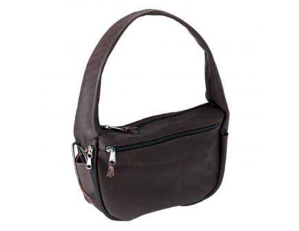 Galco Brown Soltaire Concealed Carry Handbag - SOLBRN