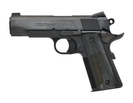 Colt 1911 Commander Wiley Clapp .45 ACP Talo Edition O4840WC