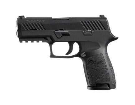 Sig Sauer P320 Compact .40S&W Pistol w/ Black Contrast Sights - 320C-40-B