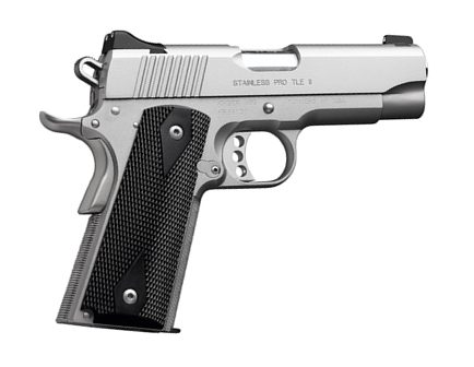 Kimber Stainless Pro TLE II .45 ACP 4