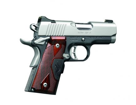 Kimber Ultra CDP II .45 ACP 1911 Pistol with Crimson Trace Laser Grips and Night Sights - 3200240