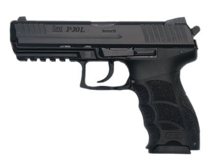 H&K P30L 9mm, Long Slide (V3) DA/SA M730901L-A5