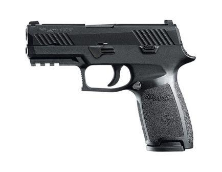 Sig Sauer 9mm P320 Nitron Carry Pistol, Black - 320CA-9-B