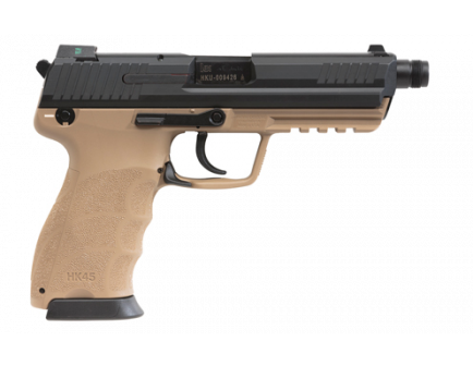 H&K HK45 Tactical Tan .45 ACP 745001TT-A5