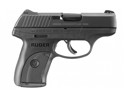 Ruger LC9s 9mm Striker Fired Pistol - 3235