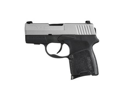 Sig Sauer Pistol P290 9mm 2.9 bi-tone- - -290RS-9-TSS Range Model