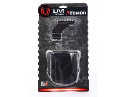 UM Tactical UM3 Universal Mount & Holster Combo, Black - UMRHCPKBLK