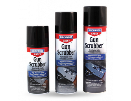 Birchwood Casey Gun Scrubber Synthetic Safe 13oz  33344