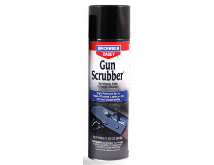 Birchwood Casey Gun Scrubber 15oz Aerosol Can 33348