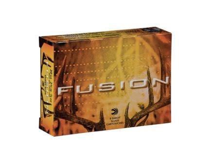 """Federal 20ga 2.75"""" Fusion Sabot Slug Ammunition 5rds - F208 FS2"""
