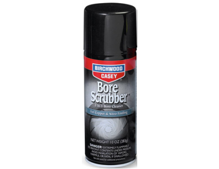 Birchwood Casey Bore Scrubber 2-in-1 Bore Cleaner 10oz 33640