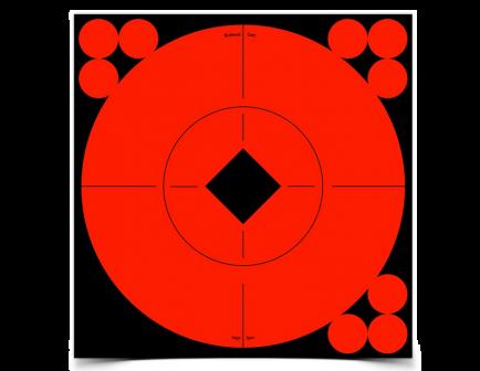 "Target Spots 6"" Target- - -33906"