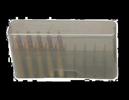 MTM SlipTop Ammo Box .17 - .223 - Smoke - 20rd-J-20-XS-41