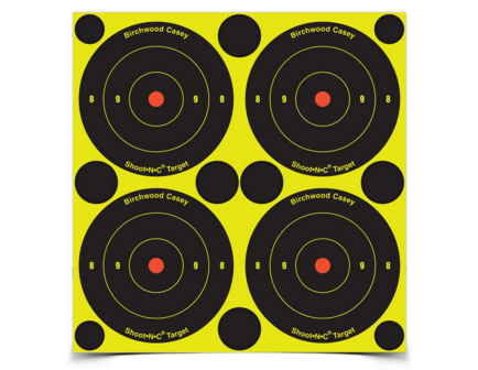 "Shoot-N-C 3"" Rnd Targets 60ct"
