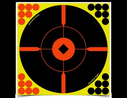 "Shoot N C 8"" Bull's-eye ""BMW"" Target- - -34806"