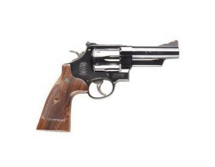 "Smith & Wesson Model 29 Classics 4"" Large .44 Mag/.44 S&W Spl Revolver, Blue - 150254"