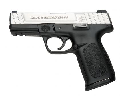 "Smith & Wesson SD9 VE 9mm 4"" Barrel with Two Tone Finish - 223900"
