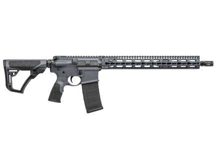 Daniel Defense DDM4 V11 5.56 Semi-Automatic Rifle, Tornado Gray - 02-151-23026-047