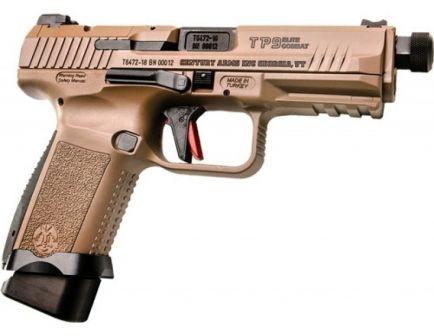 Canik TP9 Elite Combat 9mm Pistol - HG4617D-N