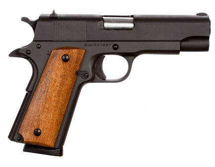 Rock Island GI Standard MS 45 ACP 8 Round Pistol, Parkerized - 51417MA